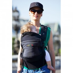 JPMBB PhysioCarrier (Bundle), Noir/ Anthracite