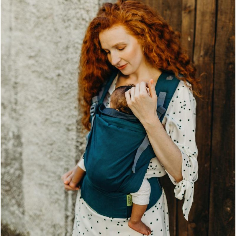 0085f5e81f3 BOBA X baby carrier - style and magic! Atlantic