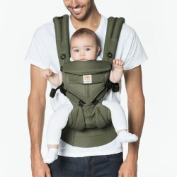 Ergobaby Omni 360 Cool Air Mesh, Khaki Green